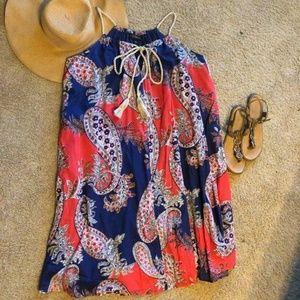 NWT Lane Bryant Summer Dress 2X